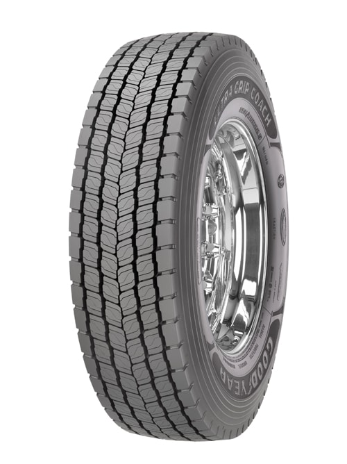 Грузовая шина GoodYear UltraGrip Coach HL 295/80R22.5