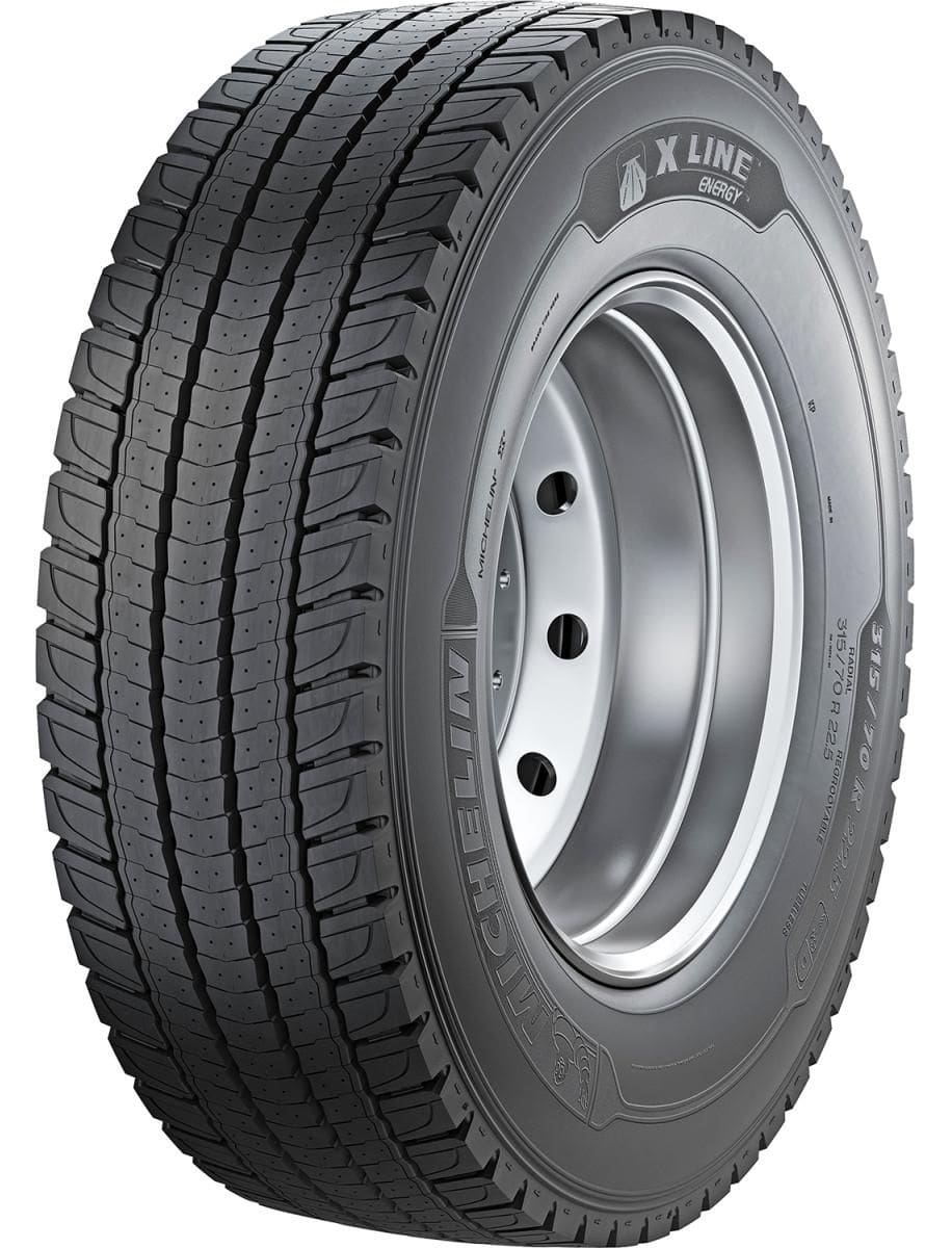 Грузовая шина Michelin X Line Energy D 315/70R22.5