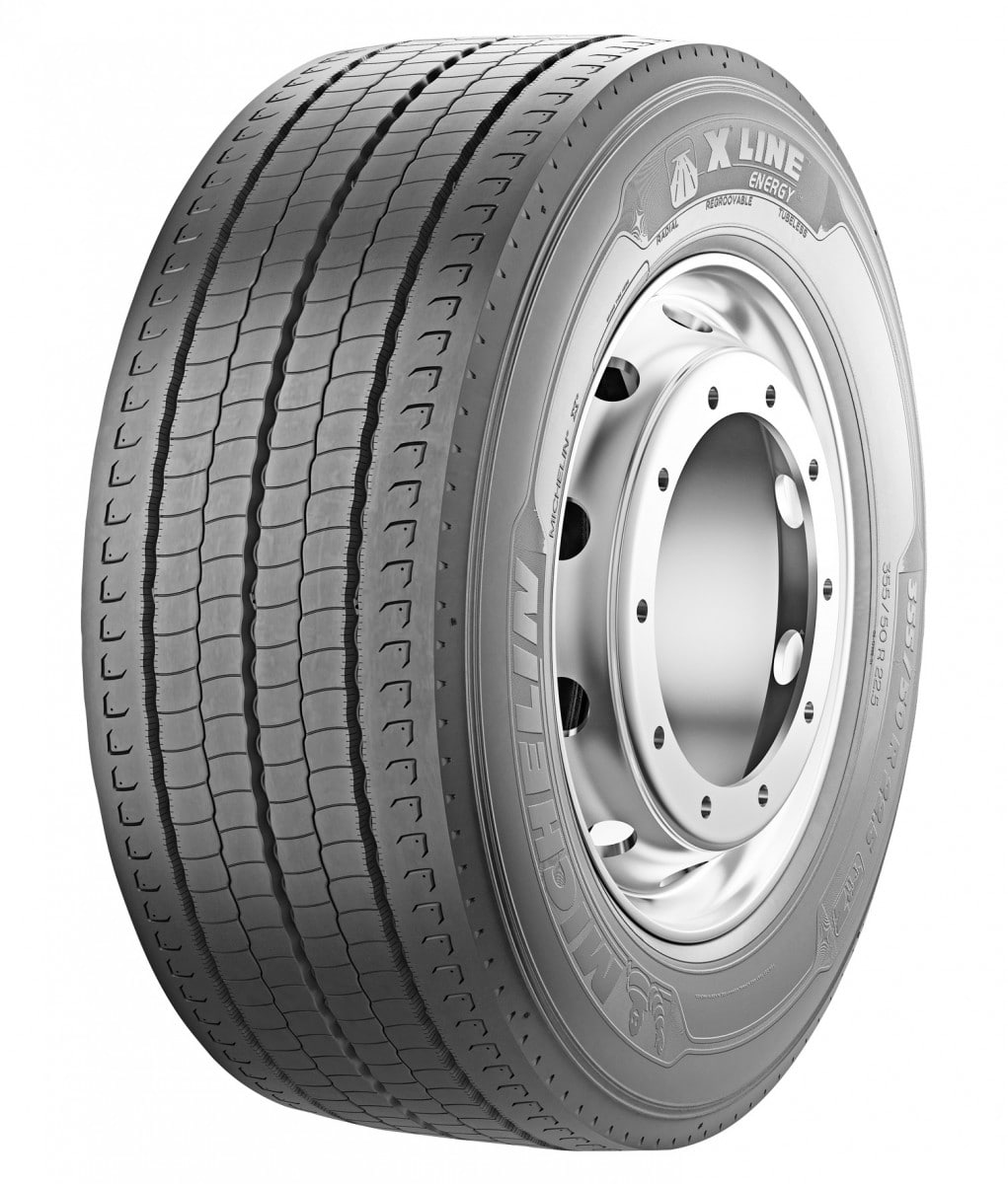 Грузовая шина Michelin X Line Energy D2 315/70R22.5