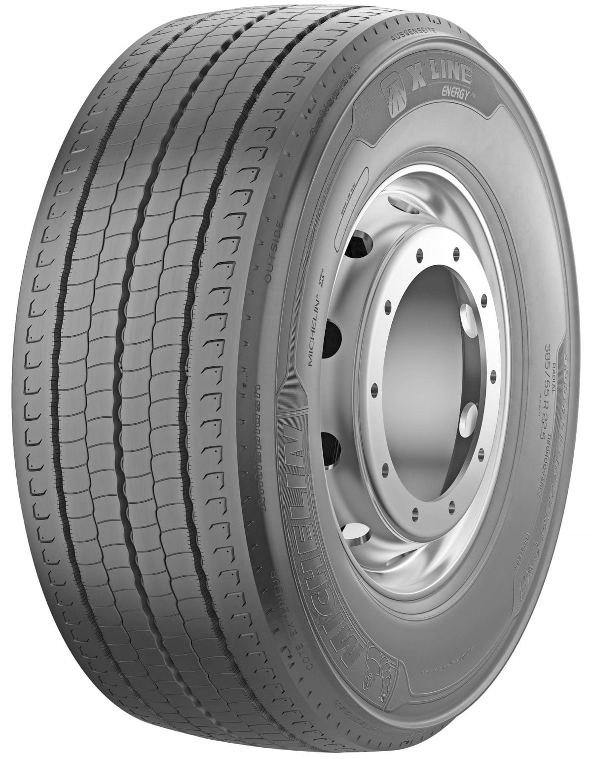 Грузовая шина Michelin X Line Energy F 385/55R22.5